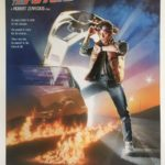 back to the future us one sheet poster