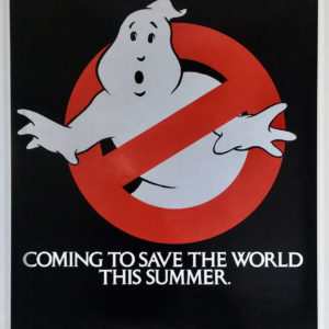 ghostbusters US one sheet poster