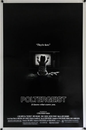 Poltergeist US one sheet poster