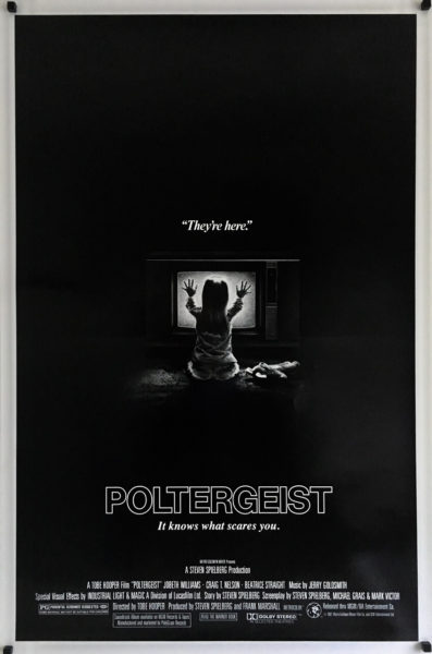 Poltergeist US one sheet poster