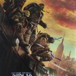Teenage Mutant Ninja Turtles Out Of The Shadows One Sheet Poster
