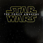 the force awakens advance one sheet poster