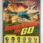 thunderbirds are go us one sheet poster