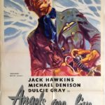 angels one five UK one sheet film poster