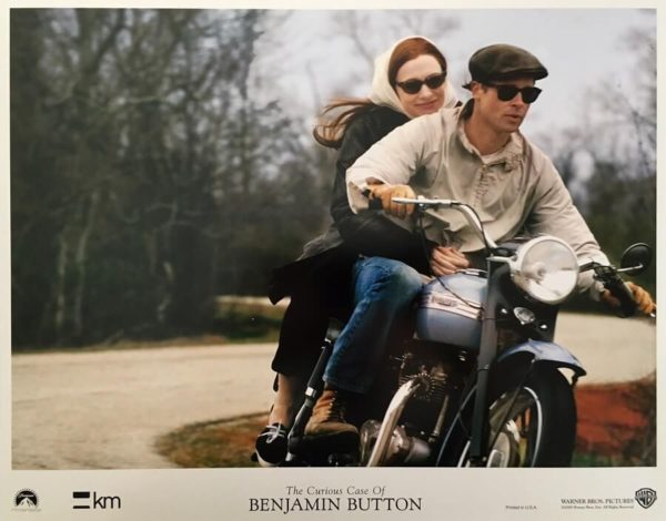 benjamin button lobby cards
