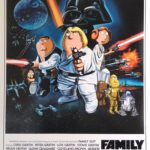 family guy blue harvest original poster