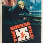the odessa file daybill poster