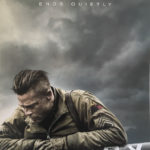 Fury one sheet poster