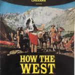 How the west was won Australian programe