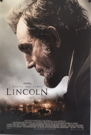 lincoln one sheet poster