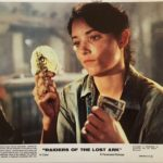 Raiders of the lost ark lobby cards