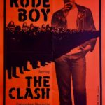the clash rude boy poster