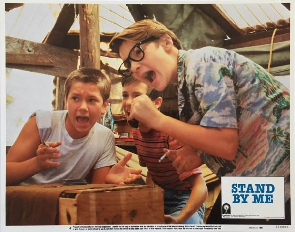 stand by me lobby cards