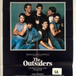 the outsiders one sheet poster