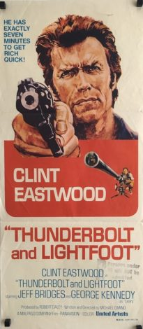 thunderbolt and lightfoot daybill