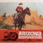 Arizona Bushwhackers Lobby Cards