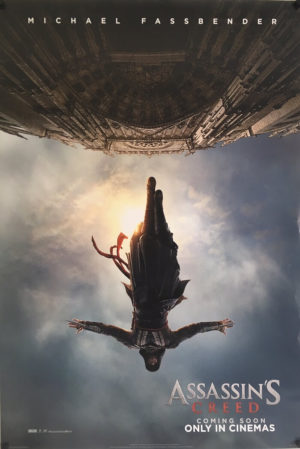 Assassin's Creed Original One Sheet Poster