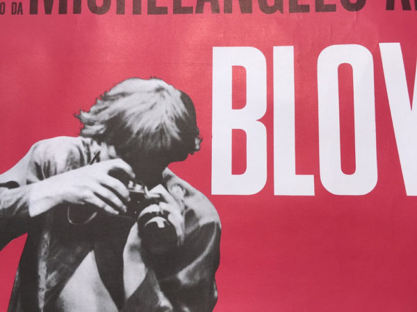 Blow-Up Italian Linen Backed Poster