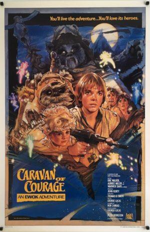 Caravan Of Courage Style B Poster (1) (1)