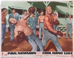 Cool Hand Luke Lobby Card