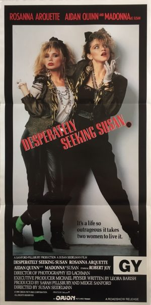 Desperately Seeking Susan Daybill