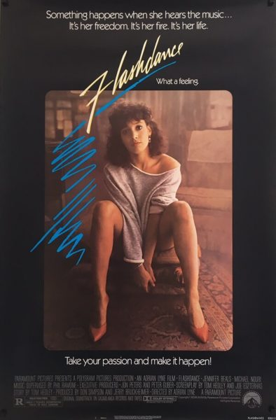 Flashdance Poster (1)
