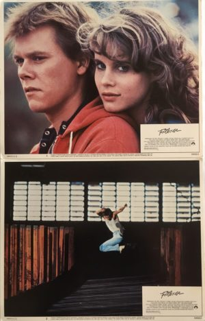 Footloose Lobby Cards