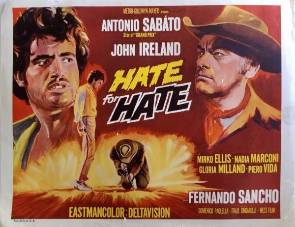 Hate For Hate Lobby Cards