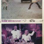 Herbie Goes Bananas Lobby Cards