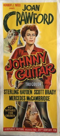 Johnny Guitar Daybill 1954