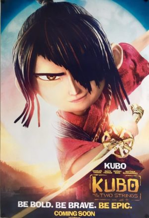 kubo One Sheet Poster