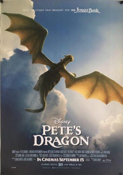 Pete's dragoon Original One Sheet Poster