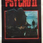 Psycho 2 Daybill Poster
