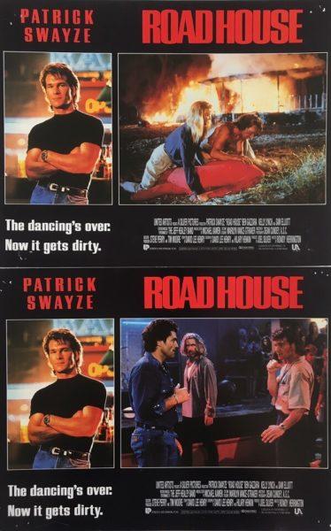 Roadhouse Lobby Cards