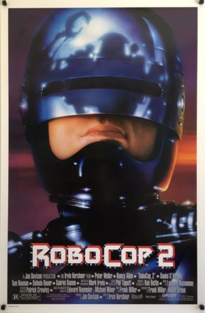 Robocop 2 Poster (1)