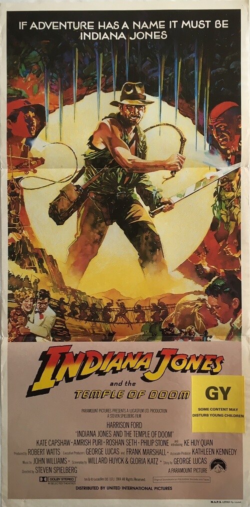 Temple Of Doom Daybill Jungle