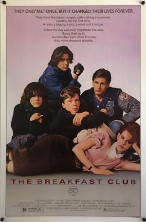 The Breakfast Club Poster (1)