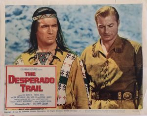 The Desperado Trail Lobby Cards
