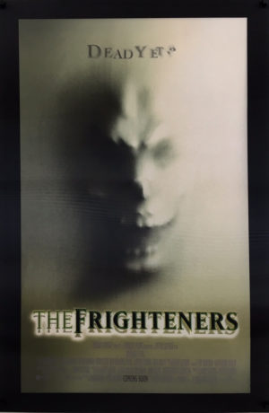 The Frighteners lenticular movie poster
