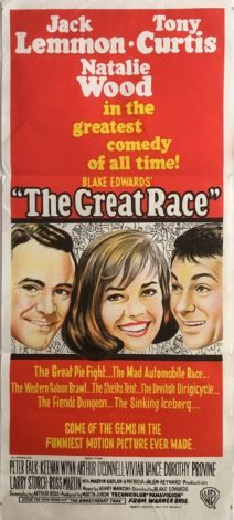 The Great Race Daybill