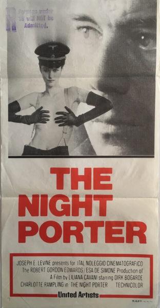 The Night Porter Australian Daybill