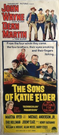 The Sons Of Katie Elder Daybill
