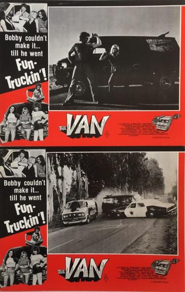 The Van Lobby Cards