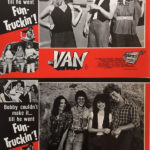 The Van Lobby Cards