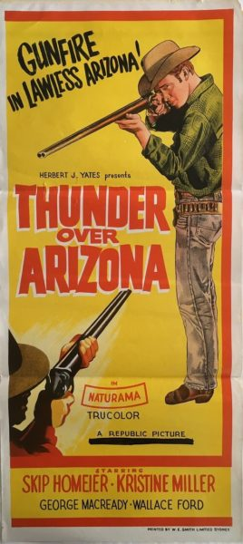 Thunder Over Arizona Daybill