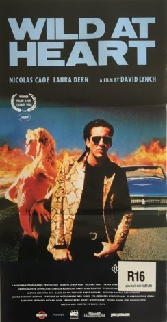 Wild At Heart Daybill 1990