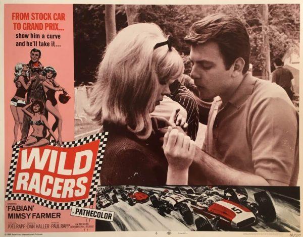 Wild Racers 11x14 Lobby Cards