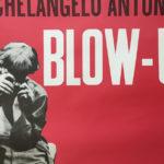 Blow-up Italian poster 1970's Re-release Italian 2 Fogli Blow Up