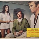 Bob & Carol & Ted & Alice Lobby Card 1969