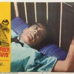 Danger Route Lobby Card 1968